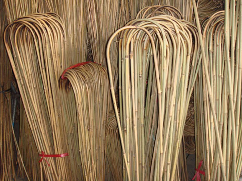 Architerials blog archive q a special how to bend bamboo for Bent bamboo furniture